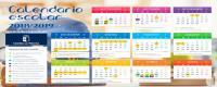 Calendario escolar 18/19