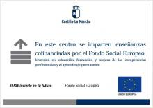 Enseñanzas PMAR cofinanciadas por el Fondo Social Europeo