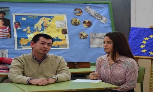 Fernando y Sara
